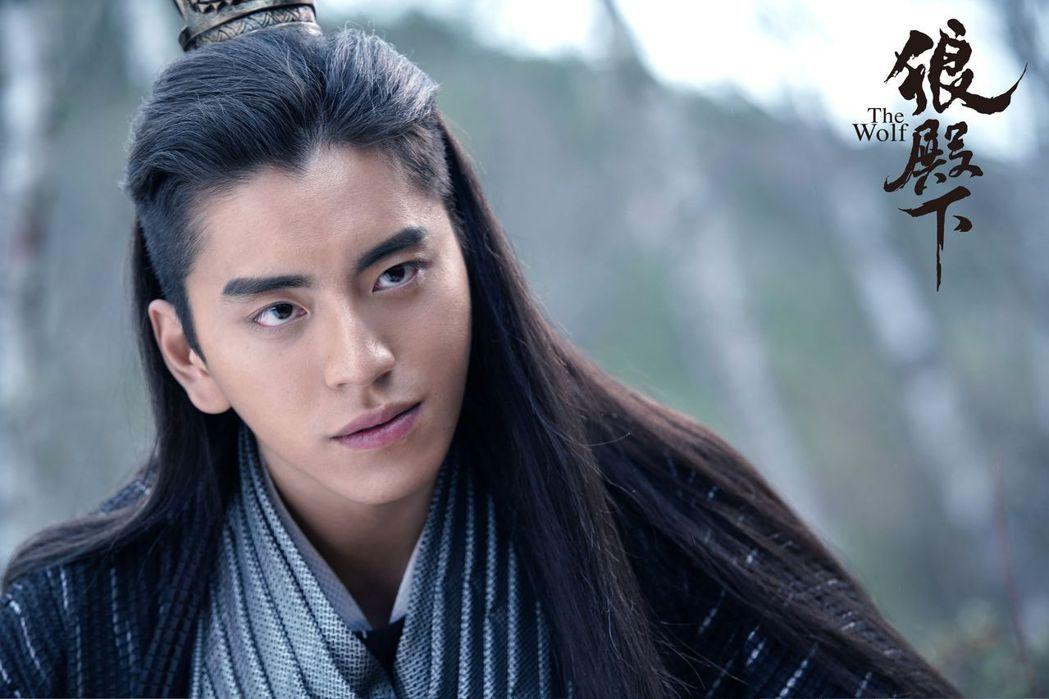 王大陸演出「狼殿下」演技受好評。圖/京騰娛樂提供