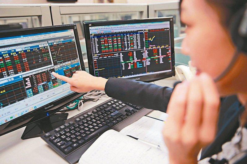 期貨市場今年來交易量累計達3億818萬口,再創新高。(本報系資料庫)
