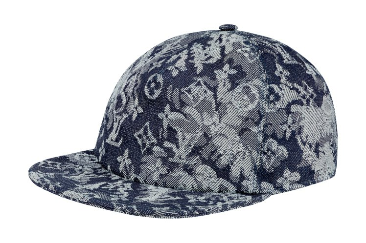 LV Monogram tapestry帽款,22,000元。圖/LV提供