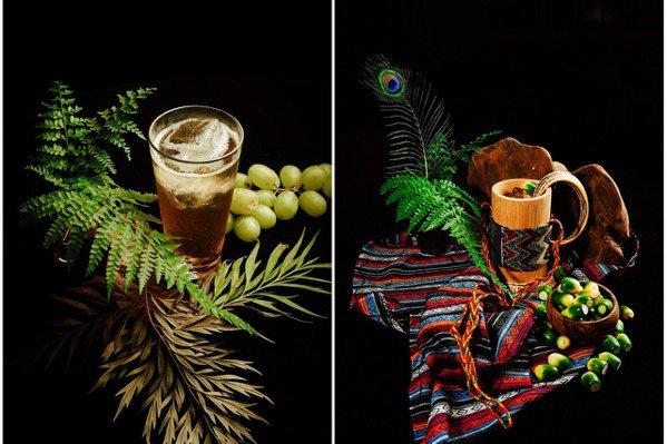 東區最強「綠」酒吧Reply Taipei  上海台北倫敦三強聯手太美味