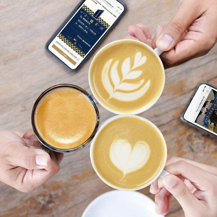 Nespresso「迎接2021耶誕倒數活動」,可與親朋好友用迷人咖啡香傳遞美好...
