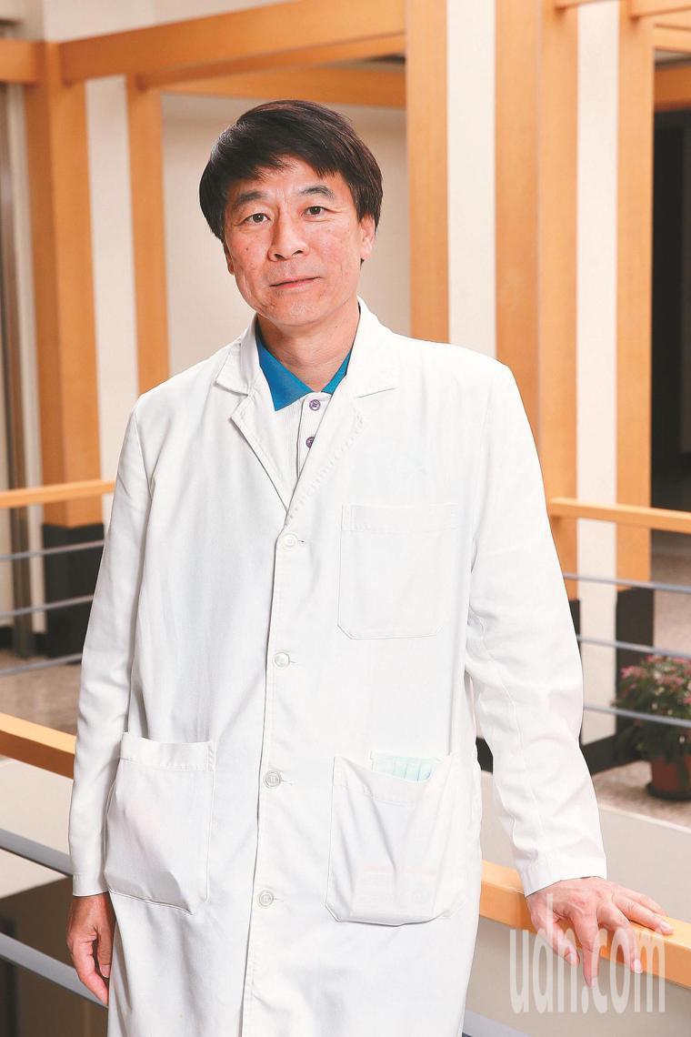 振興醫院過敏免疫風濕科主任李信興。本報資料照片