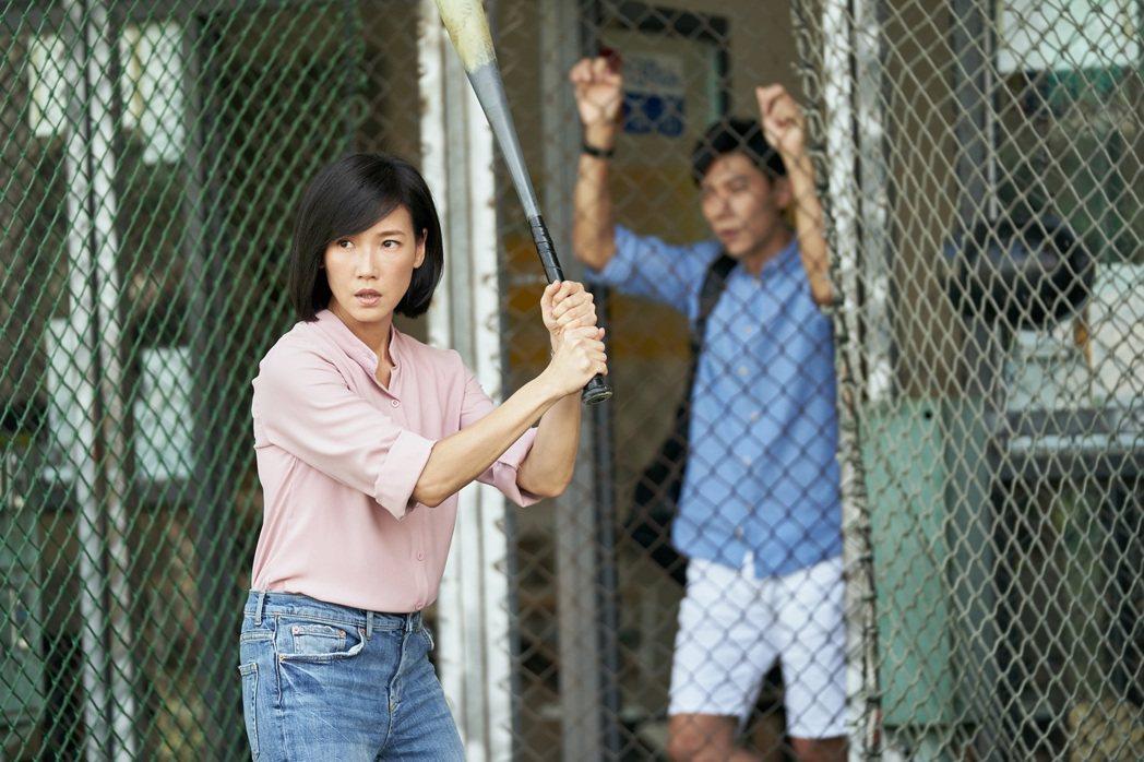 張本渝(左)、陳泂江在「因為我喜歡你」劇中感情走向備受關注。圖/八大電視提供