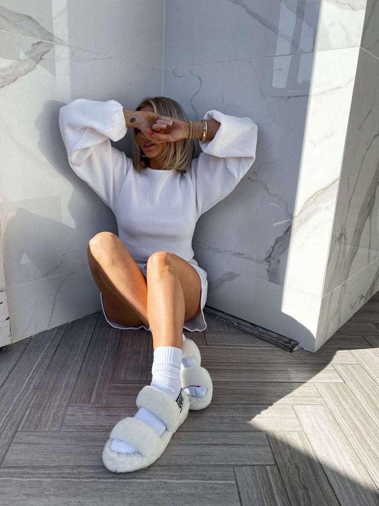 UGG Oh Yeah鞋款系列每年冬季都會推出新色。圖/取自UGG官網