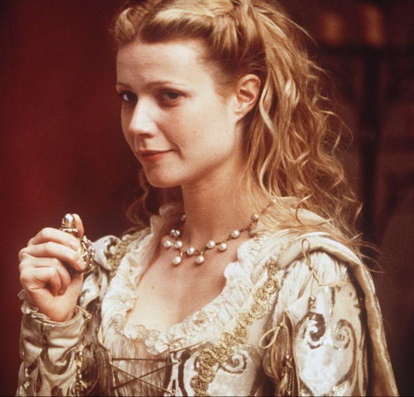 葛妮絲派楚以「莎翁情史」登上奧斯卡影后寶座,至今仍有爭議。圖/摘自imdb