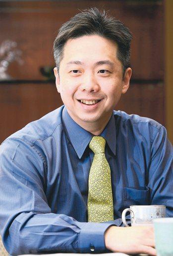 萬海航運董事長陳柏廷 (本報系資料庫)