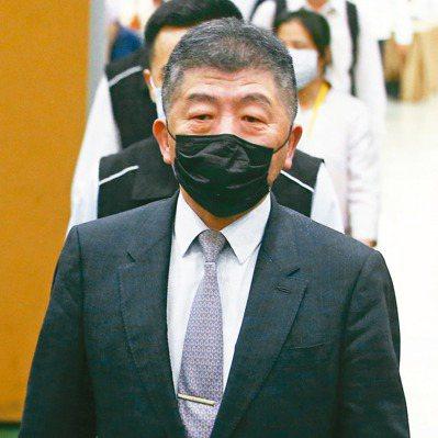 衛福部長陳時中昨天說,因應民眾需求,他相信台灣市場最後將走向自主標示。記者葉信菉...