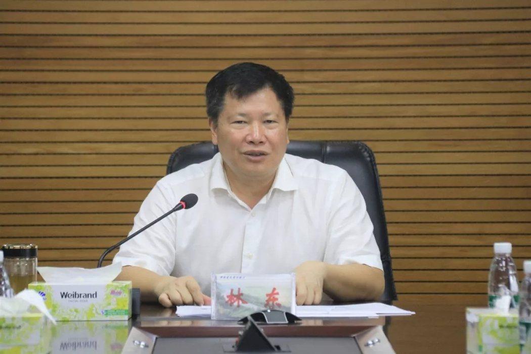 林則徐後裔,林東涉嫌嚴重違紀違法被查。(澎湃新聞)