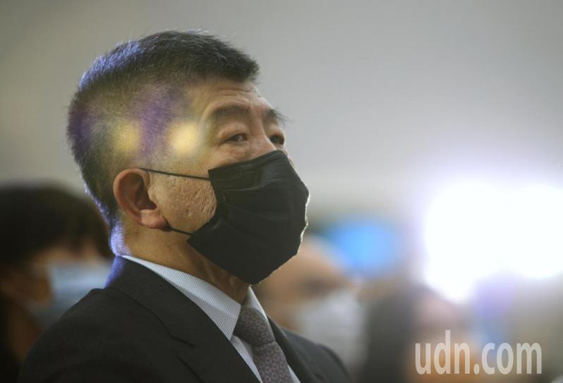 衛福部長陳時中。圖/聯合報系資料照片