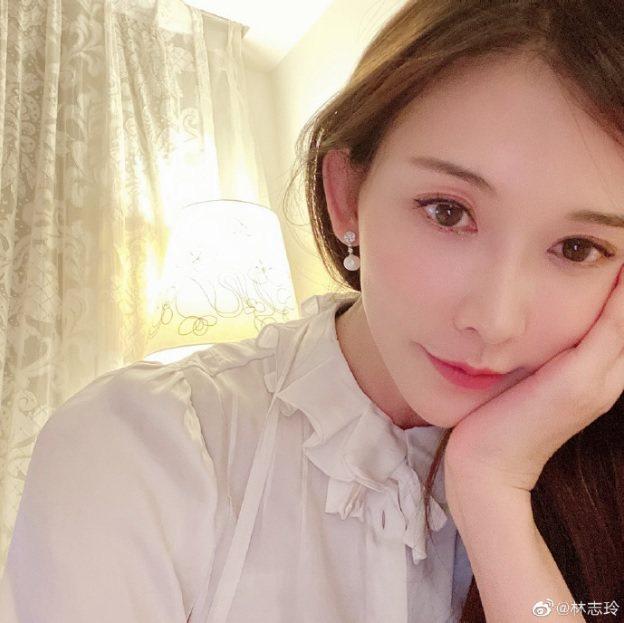 林志玲感謝各方粉絲的生日祝福。圖/摘自微博