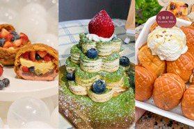 「7大人氣甜點耶誕限定」快閃板橋大遠百最強甜點展