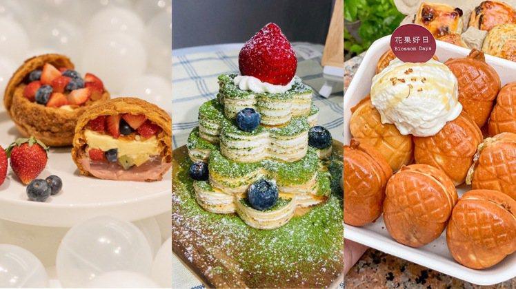 板橋大遠百特別邀來7大人氣甜點推出「最強甜點展」,12月1日起至12月14日進駐...