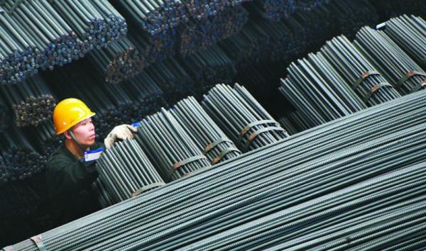 2021年大陸粗鋼需求量可能將達11億噸,比上年增長5%左右。(圖/取自新浪網)