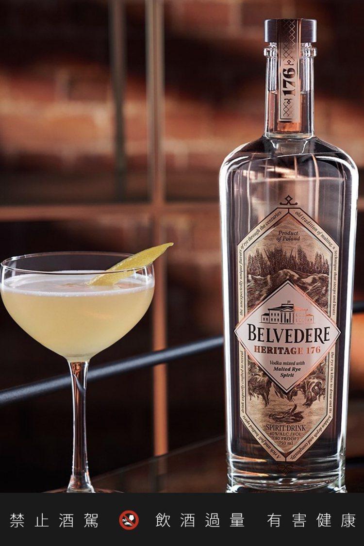 雪樹Heritage 176非常適合加入檸檬汁製成調酒。圖/摘自Belveder...