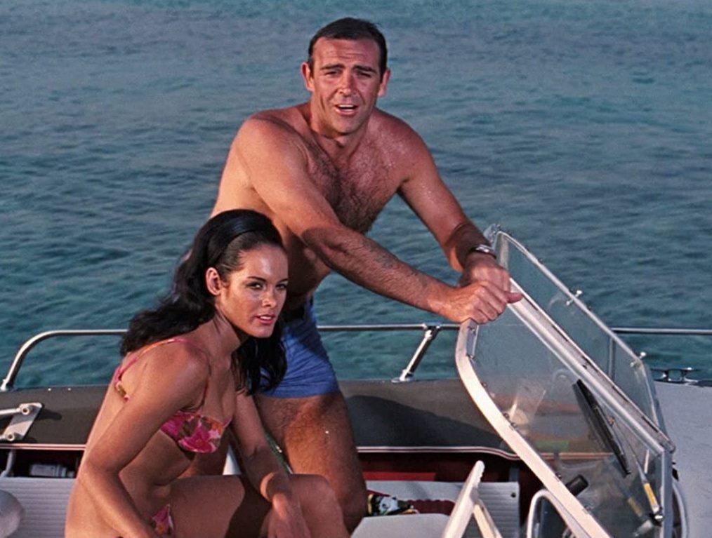 史恩康納萊曾為拍「霹靂彈」在巴哈馬出外景,最後也在此病逝。圖/摘自imdb