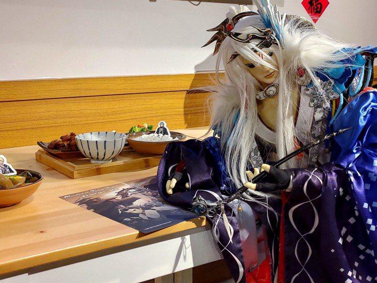 霹靂布袋戲Thunderbolt Fantasy東離劍遊紀主題餐廳,乃是東離劍遊...