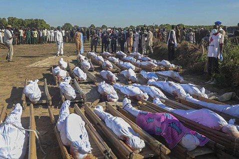 奈及利亞東北部的博爾諾州(Borno),在11月28日下午發生了一場泯滅人性的恐...