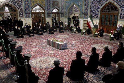 被國際指認為伊朗核武計畫幕後總工程師的伊朗首席核能科學家——法赫里薩德(Mohs...