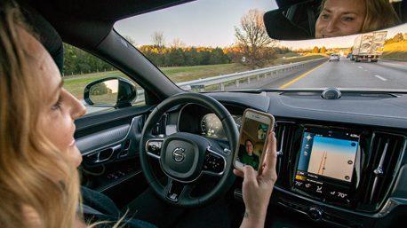 IIHS研究表示:過度信任半自動駕駛技術相當危險 駕駛會逐漸喪失專注力