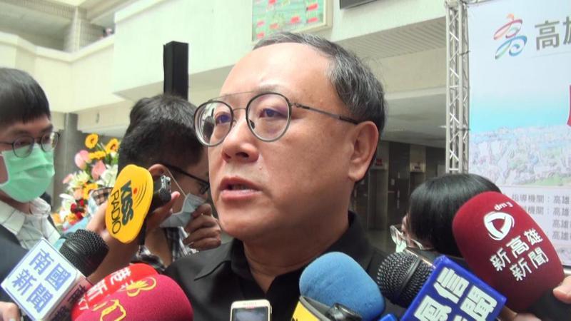 高雄市副市長史哲。聯合報系記者王昭月/攝影