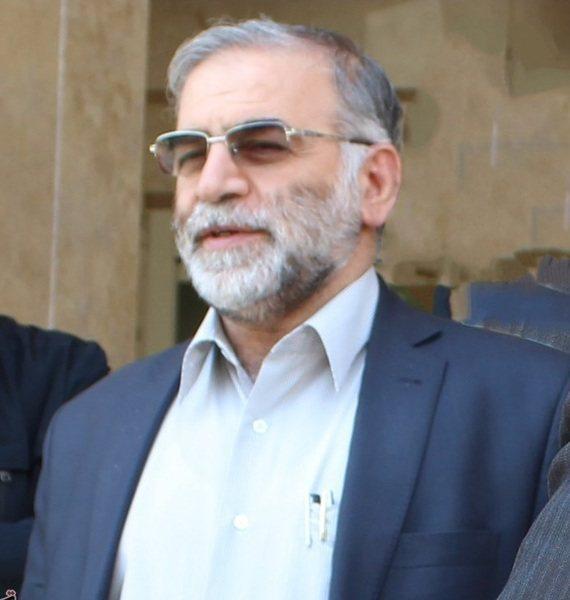 伊朗核子科學家法克里薩德27日遭到爆炸和槍手攻擊致死,全國嘩然,但伊朗是否將武力報復,引人推敲。(Photo byTasnim News Agency/Wiki Commons)