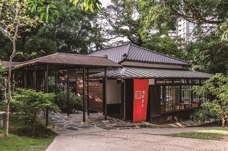 日式木造房舍深具古老韻味。 攝影/張晨晟