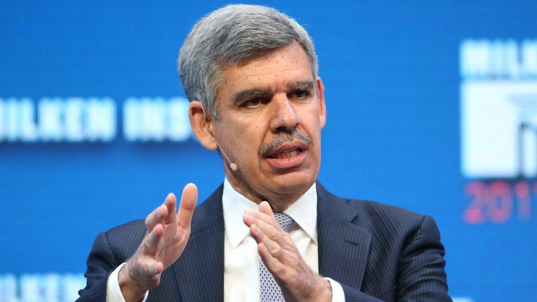 安聯集團首席經濟顧問伊爾艾朗警告,投資人應當心企業破產潮。(路透)