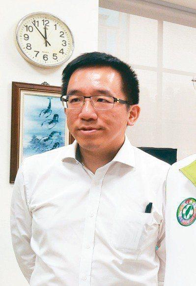 民進黨高雄市議員陳致中被發起罷免。報系資料照片,記者蔡孟妤/攝影