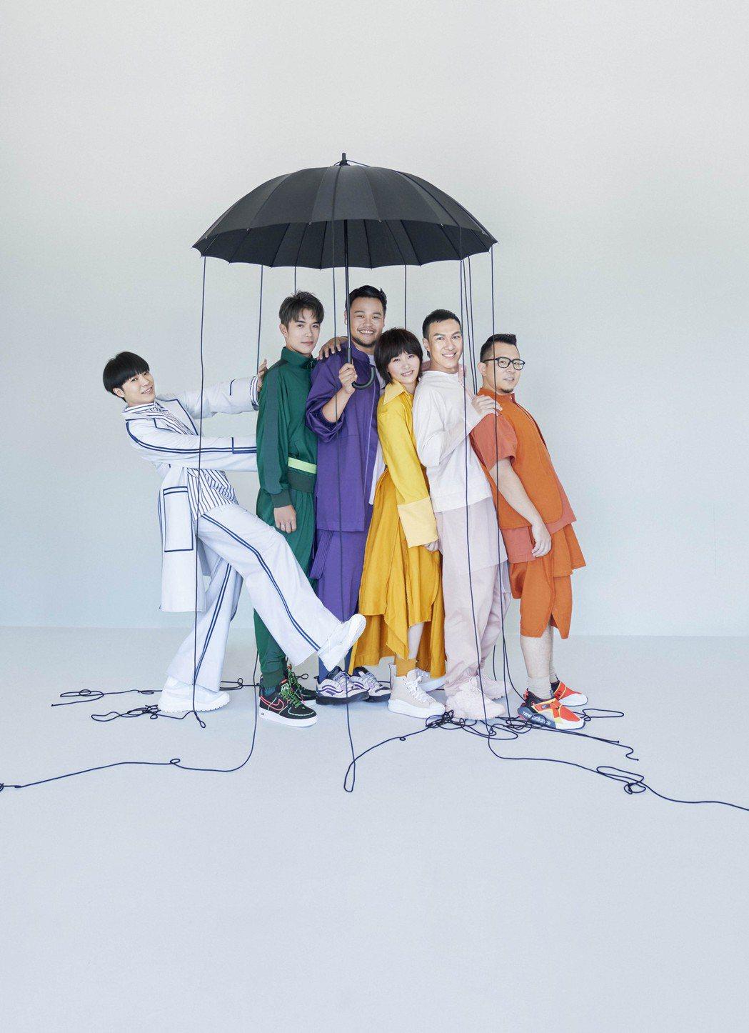魚丁糸跨年夜獨家演出在臺北,會帶來大家熟悉的歌單。圖/臺北市觀光傳播局與必應創造