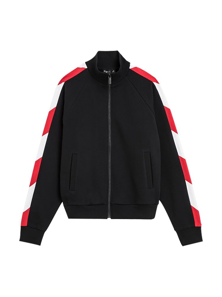 danger stripe夾克,9,980元。圖/agnès b.提供