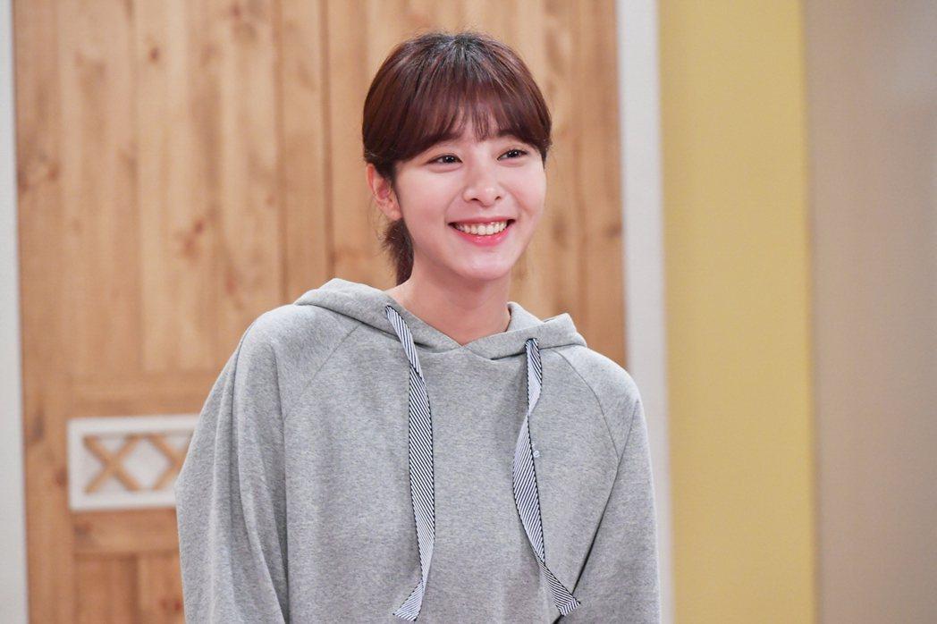 薛仁雅在韓劇「愛情是Beautiful人生是Wonderful」中飾演二女兒。圖...