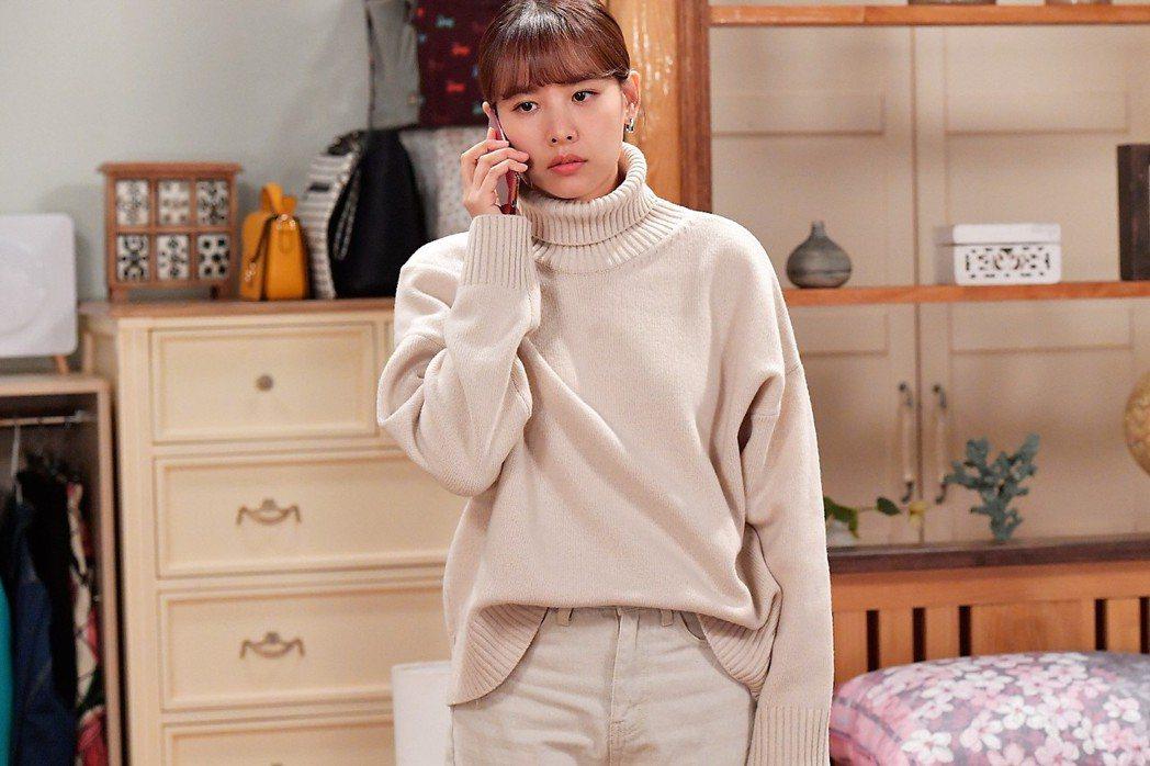 趙胤熙在韓劇「愛情是Beautiful人生是Wonderful」飾演大女兒,被爆...