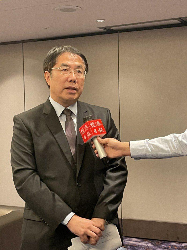台南市長黃偉哲。聯合報記者唐秀麗/攝影