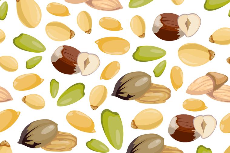 新鮮、原型和最低限度加工的植物性食物中,含有最優質的脂肪。所有植物性食物都含有些...