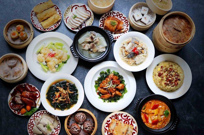 板橋凱撒即日起至12月31日限時推出「饗家滋味 港點吃到飽」活動,每位消費者只要680元(10%服務費另計)。 圖/板橋凱撒大飯店官網