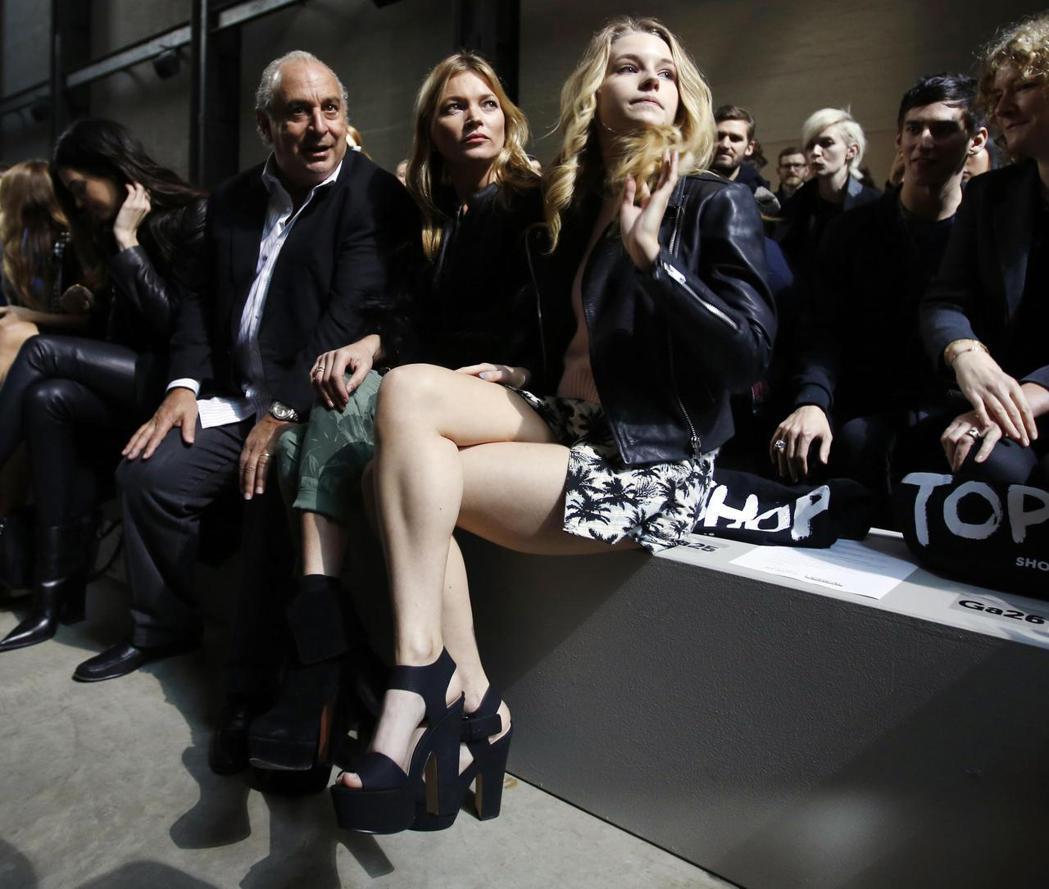 像是業界當年鼓掌叫好的「凱特.摩絲(Kate Moss)客座設計總監計畫」,雖然...