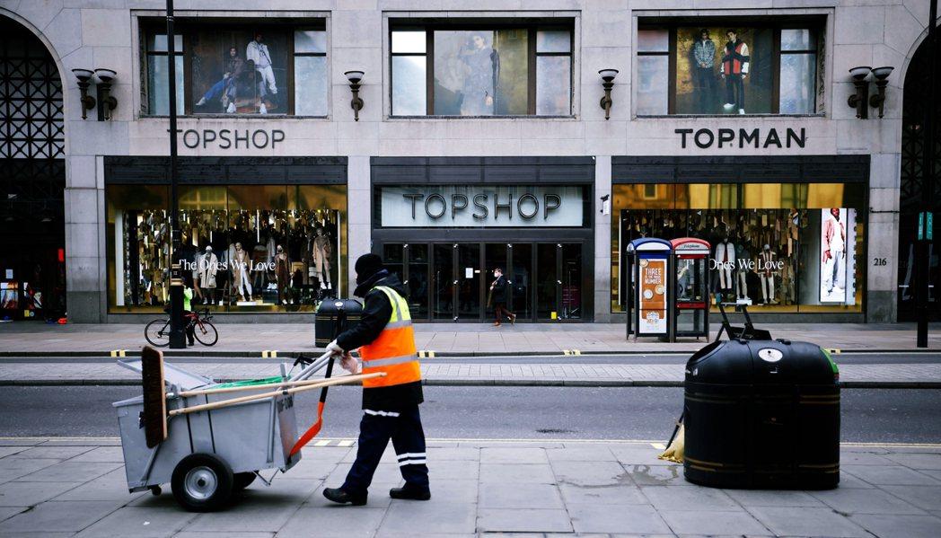以Topshop、Topman...等旗下品牌聞名的英國流行服飾集團Arcadi...