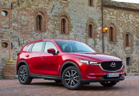 下一代Mazda CX-5邁向高級化 將使用六缸引擎搭配後驅平台!