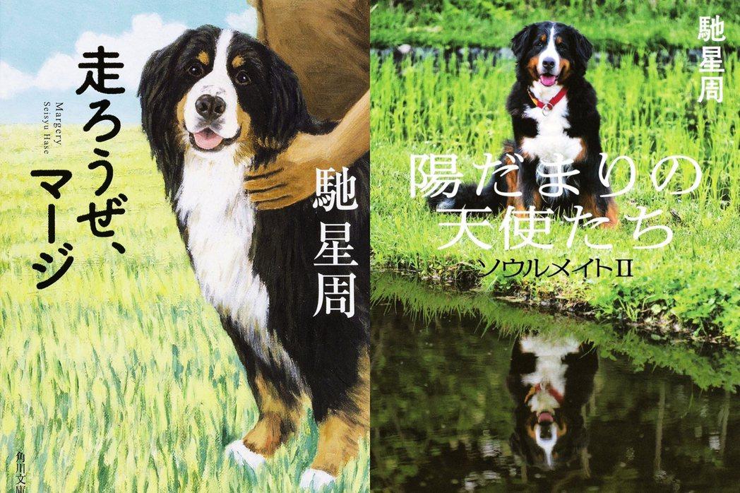 馳星周接連寫了好幾本與狗有關的題材,包括2006年以Merge為主角的《跑吧!M...