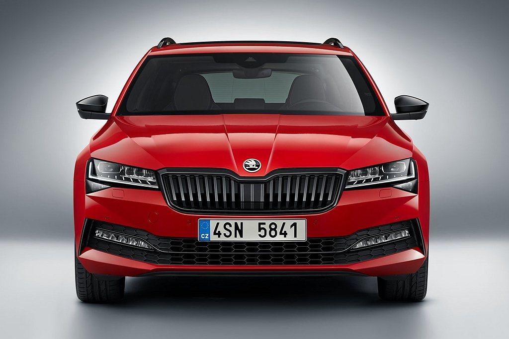SKODA汽車在台灣市場連續三個月皆創下銷售佳績。 圖/SKODA提供