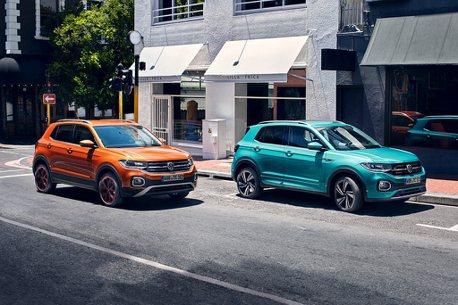 新車型、新引擎、新多媒體系統!2021年式福斯T-Cross、Touran、Tiguan Allspace開賣
