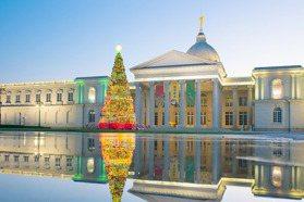 美炸!奇美博物館「耶誕派對」4天限定 13尺高耶誕樹、戶外電影院、市集舞會統統有