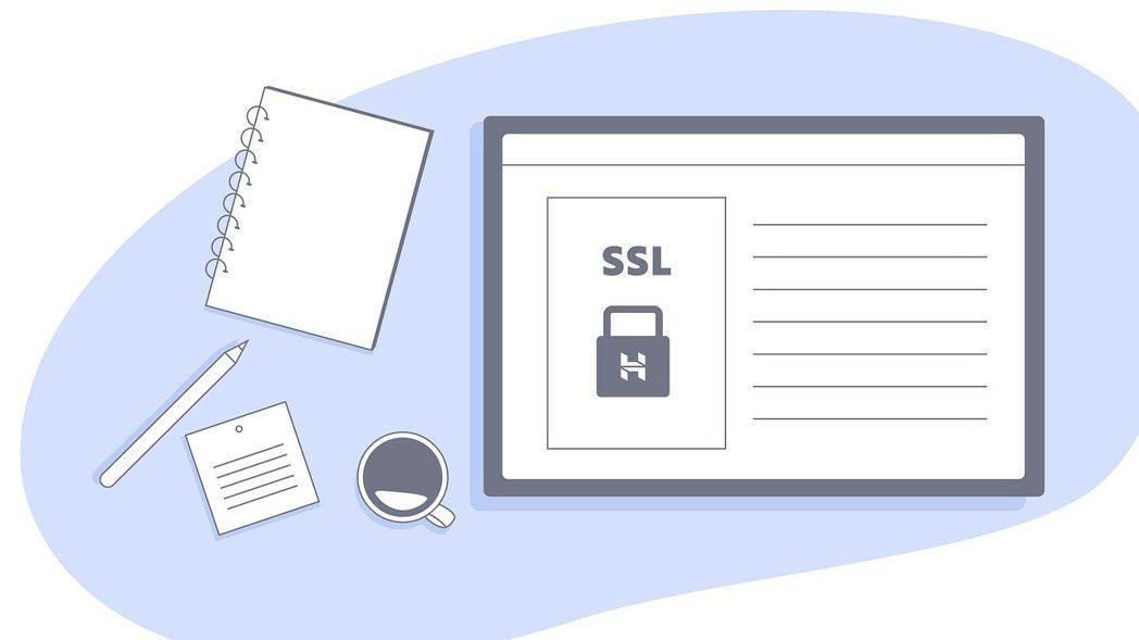 SSL 證書是屬於每個企業的必須擁有的產品。 網路授權圖片