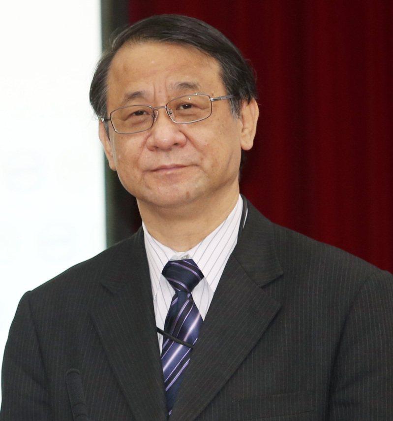 日本台灣交流協會台北事務所代表泉裕泰。記者侯永全攝影/報系資料照