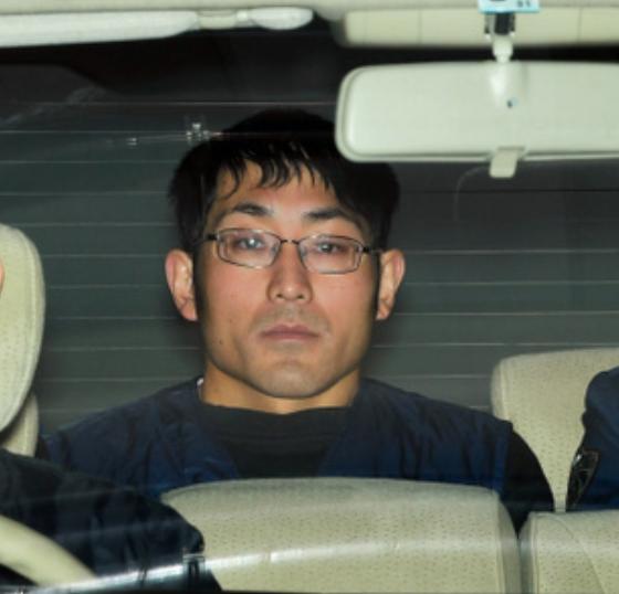 41歲被告岩倉知廣,今天在日本鹿兒島地方法院遭檢方求處死刑。 圖擷自saisin-news.com