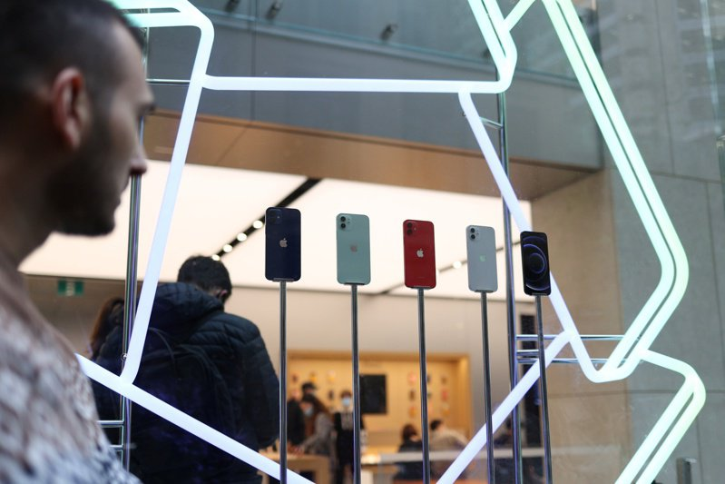蘋果智慧手機銷量第3季被小米超車。  路透
