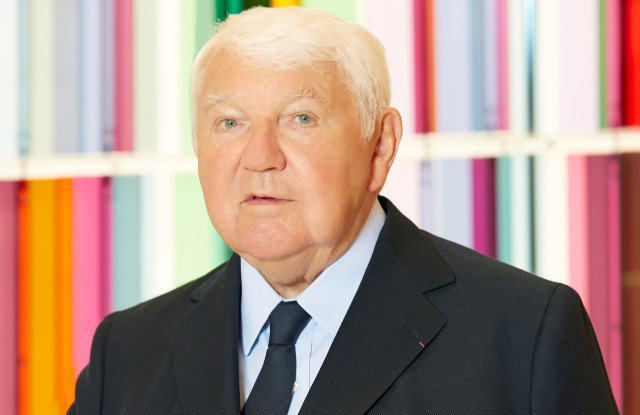 Longchamp品牌創辦人兒子、現任品牌總裁Philippe Cassegra...