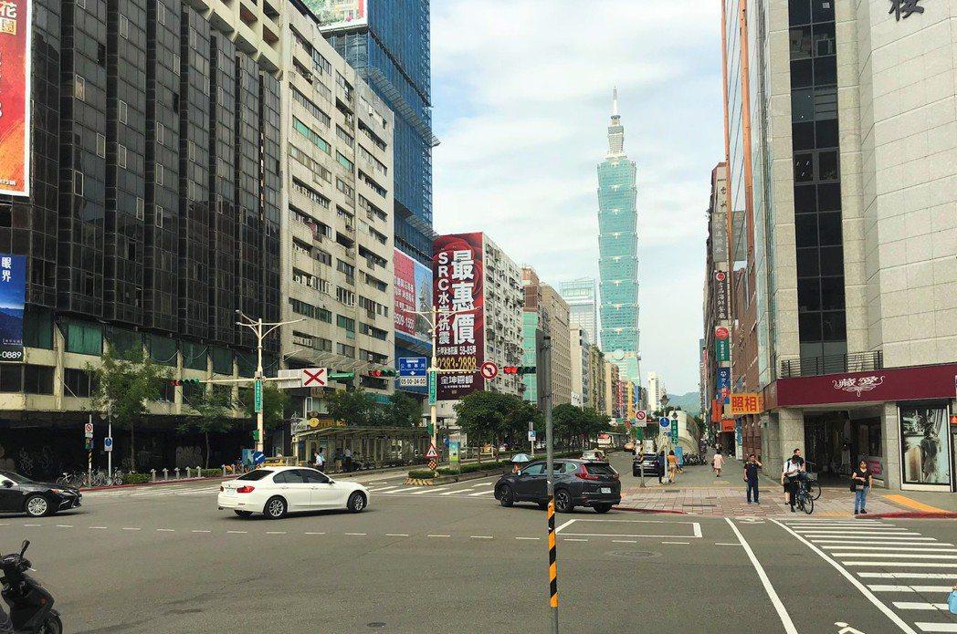 房市示意圖。記者游智文/攝影