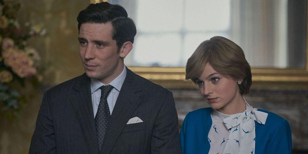 「王冠」中對查爾斯與黛安娜婚姻的描述,讓本尊感到很不舒服。圖/摘自imdb