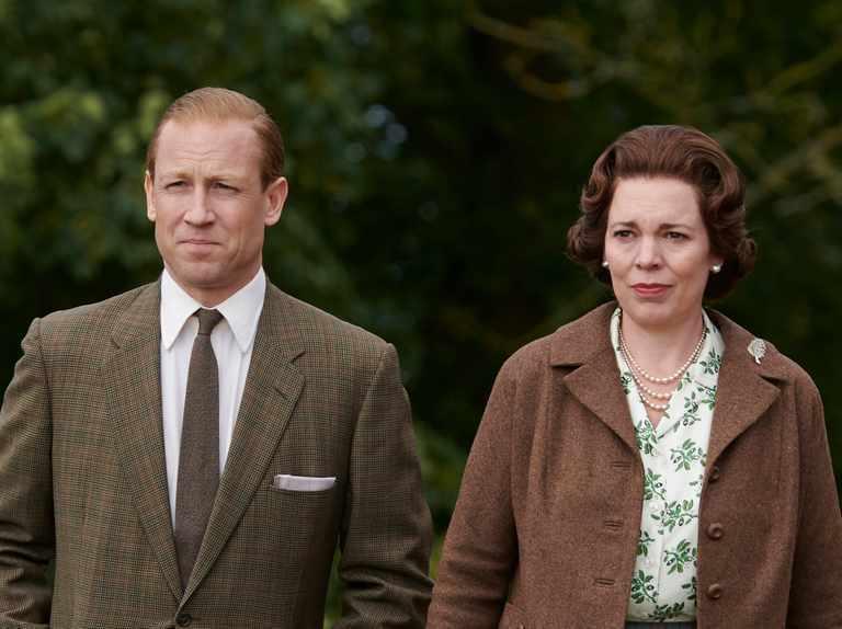 「王冠」被英國文化大臣要求註明劇情是虛構,不完全符合事實。圖/摘自imdb